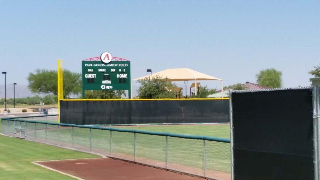 Paul Goldschmidt Field
