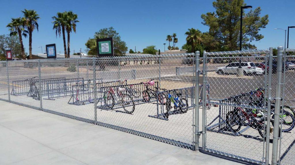 Sahuaro Bike Rack