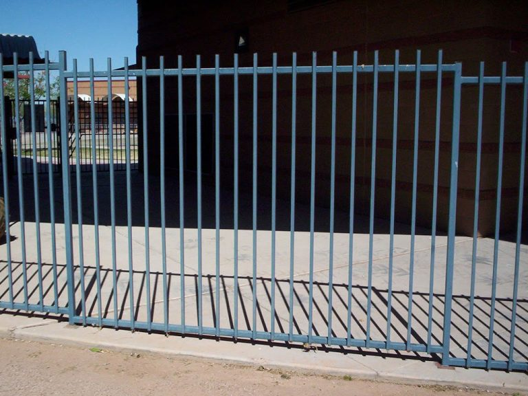 Ornamental Iron Fence Installation | Fence Contractor