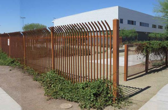 Ornamental Iron Fence Installation Contractor
