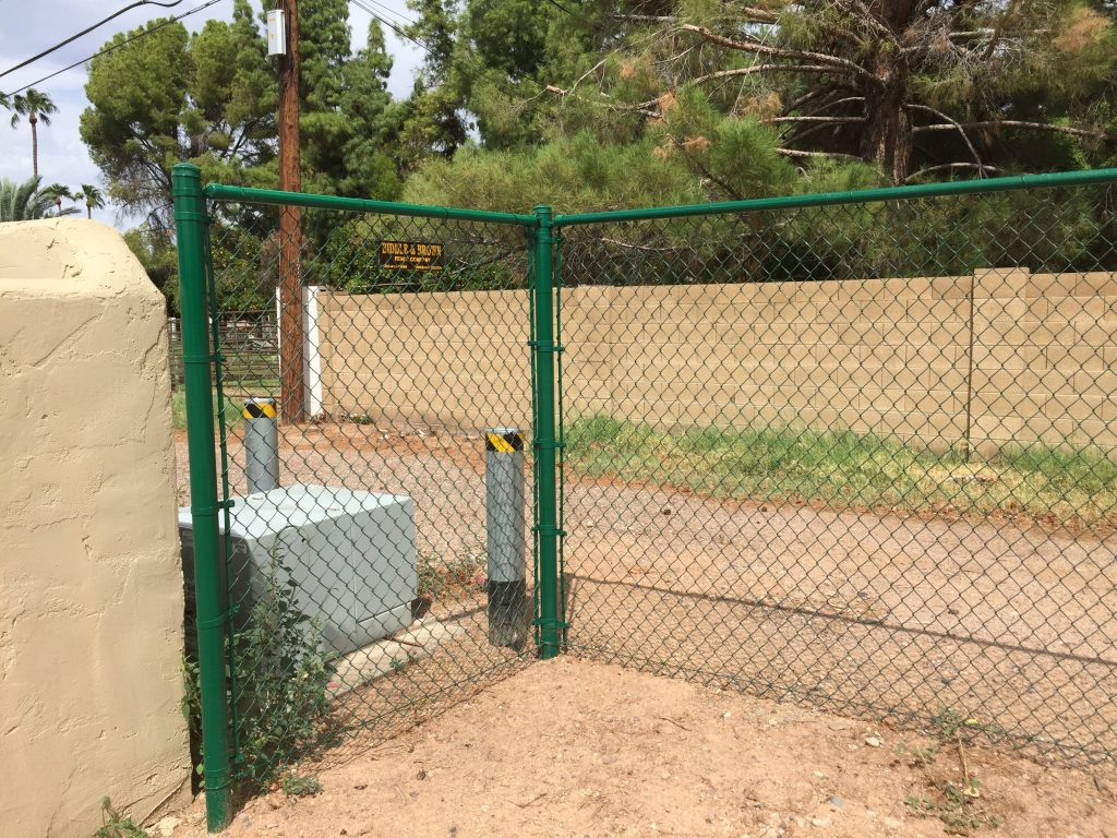 Chain Link Fence Contractor Biddle Amp Brown Of Arizona