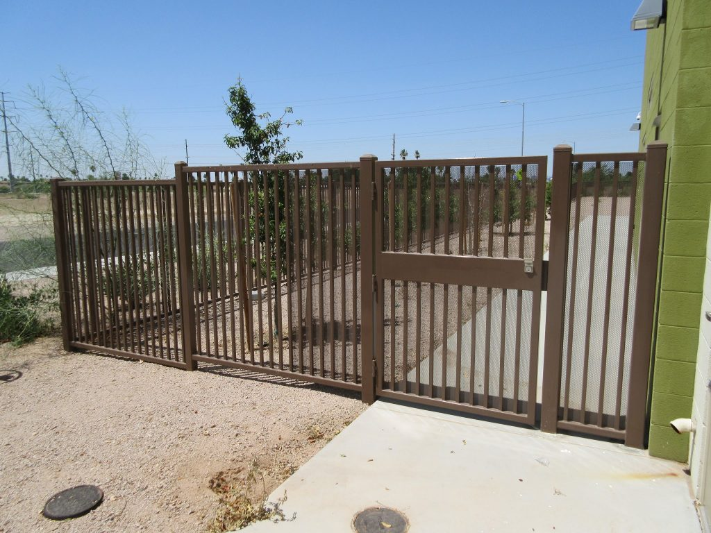 Ornamental Iron Fence Installation Fence Contractor