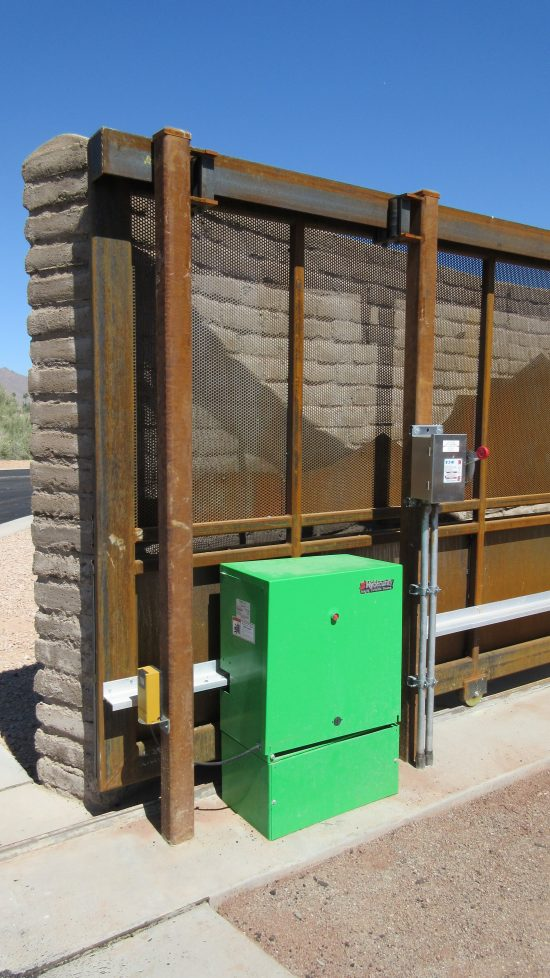 Automated Gate Installation Contractors Biddle Amp Brown